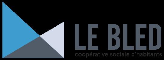 SCCH Le Bled – Coopérative sociale d'habitants Retina Logo
